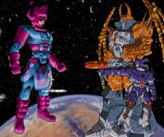 Battle of the Powers Cosmic by Johnny216