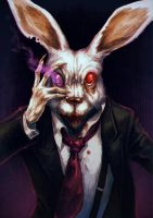 Bunny Bunny by MadLittleClown