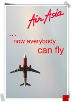 Air Asia by kenyin