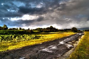 HDR From the Moors by SniperFC