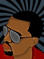 Kanye West 2 by TimothyB1985