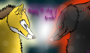 Happy B-day Kiu! by NocteBruti