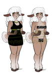 Sheep Adoptable Auction by 3712
