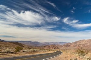 Jubilee Pass to Death Valley by kopfwiesieb