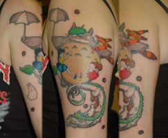 ghibli sleeve part 2 by yayzus