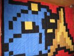 black mage quilt by FireFly1991