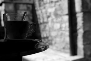coffee. by hnji
