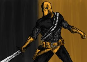 Deathstroke by ArmandDj