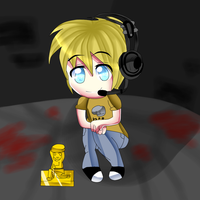 PewPie and Stephano by CrazyIceCream4ever