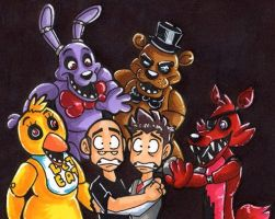 MCM: Five Nights at Expo by Hades-O-Bannon