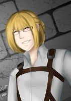 Armin Arlert by MyBananaMusic