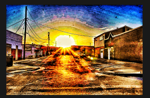 Monday Morning Sun Serpents Extreme by wyldflwr2013