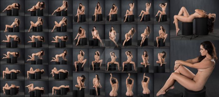 Stock: Bree Posing Art Nudes - 42 Images by stockphotosource