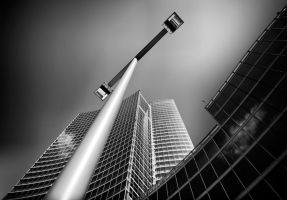 The lamp V by marco52