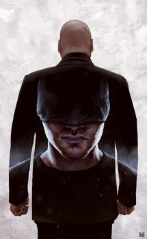 DAREDEVIL by norbface