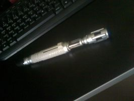 Minha Sonic screwdriver do 10th doctor v2 by aninhachanhp