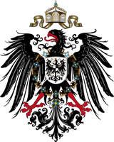 German Empire Coat of arms by ShitAllOverHumanity