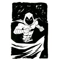 Moon Knight Toronto Comic-Con by AndrewKwan