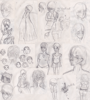 Sketchdump by Quivieres