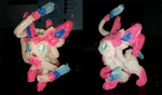 Sylveon Ornament by PokeHihi