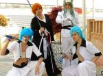 Bleach group by grimmiko88