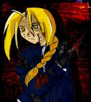 FMA: Feel So Empty by DiehardGohanFan