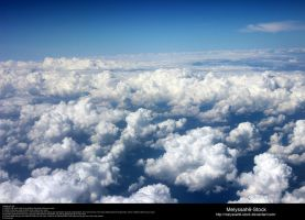 Above the Clouds Stock 8 by Melyssah6-Stock