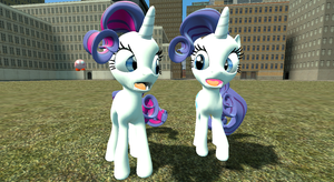 Double Trouble by Sergeant-Sunflower