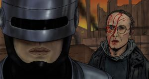 ROBOCOP by IndioBlack619