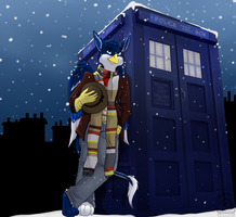 Commission: The Doctor by Yoko-Darkpaw