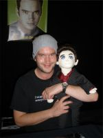 :Gareth and my Ianto Doll: by Kinky-chichi