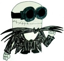 Nightmare Before Despicable by InkArtWriter
