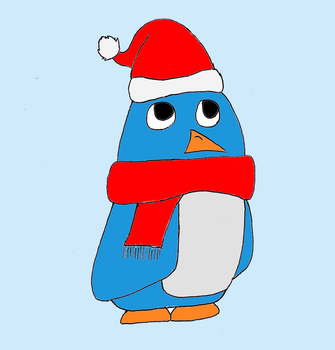 Penguin by pennypenny123
