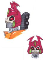 Preview on Bludgeon for TF ACE by Kage-Jaganshi