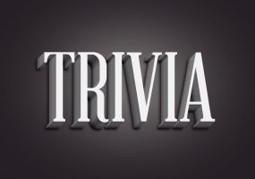 Trivia Text Effect by jackson05234