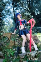 Ae as Ryuko Matoi from Kill la Kill by AE-cosplay