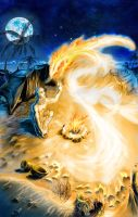 fire monster alpha v. by belbe