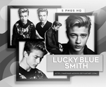Photopack PNG - Lucky Blue Smith #20 by MarinaDiaz2002
