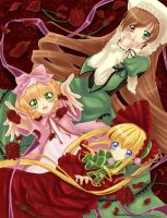 Rozen Maiden +colour+ by Tamachan87