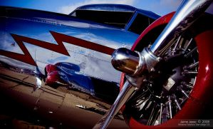 flying chrome by massivefocus