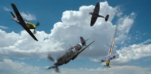 BATTLE of BRITAIN by ash5800940