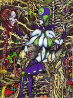 The Fungal Queen by ANDYLYONS