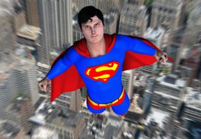 75 Years of Superman: Caped Wonder by kevmann