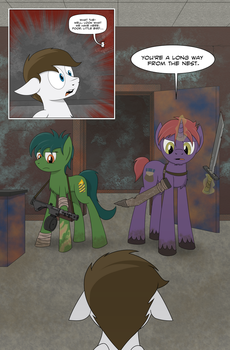 Fallout Equestria: Grounded page 85 by BruinsBrony216