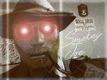 Creepy Smokey Joe by truemouse