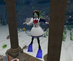 (SL) Scuba Maid! 1 by Dr-Scaphandre