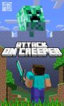 Attack on creeper by Wenart