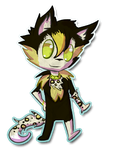 Com: Thane Chibi by Nin-Wolf