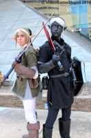 Otakon 2014 - Twilight Princess(PS) 07 by VideoGameStupid