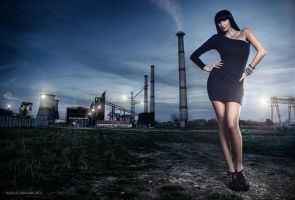 The Fashion Industry by roadkill2k5